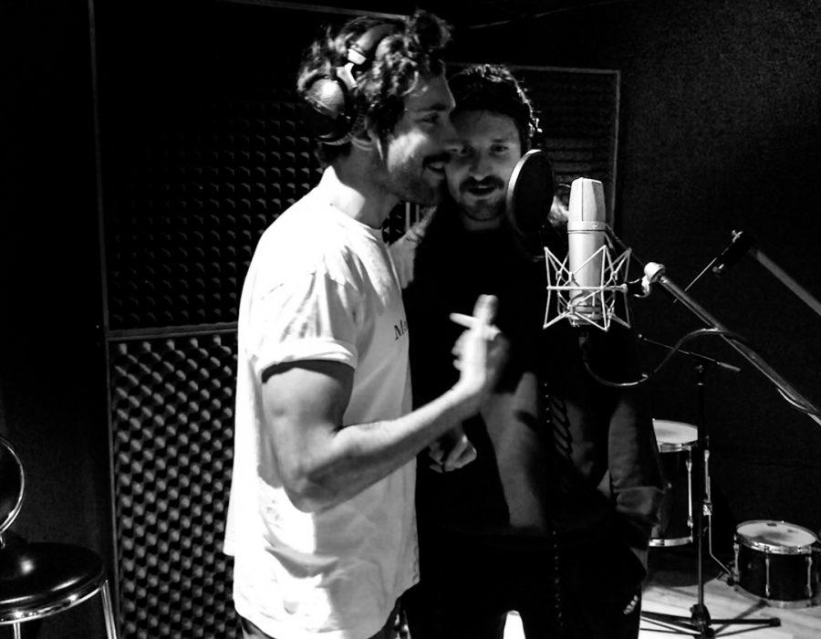Jan and Joseph Prasil | Amistat Music 2019 recording at Studio X Berlin